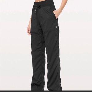 Lululemon dance studio black pants